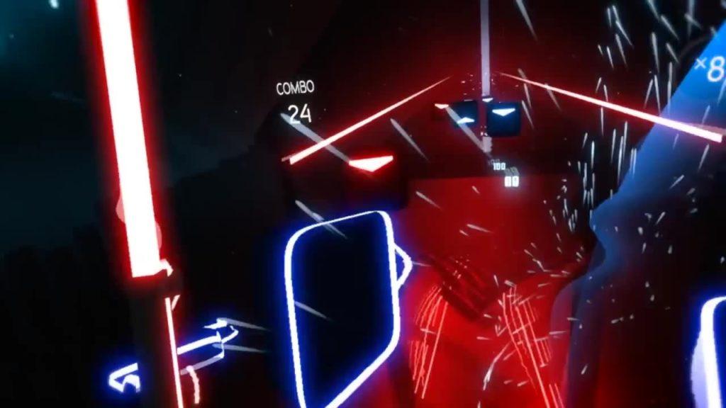 Beat Saber – GAMMA VR (Virtual Reality)